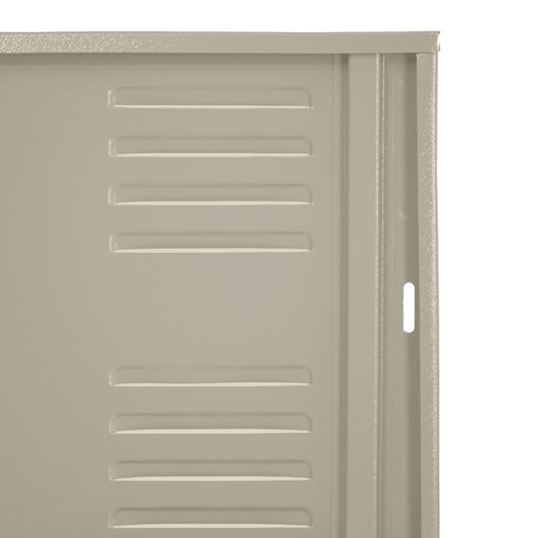 A7 Locker Estandar Filer Metálico Color Arena Refuerzo de Puerta-600×600