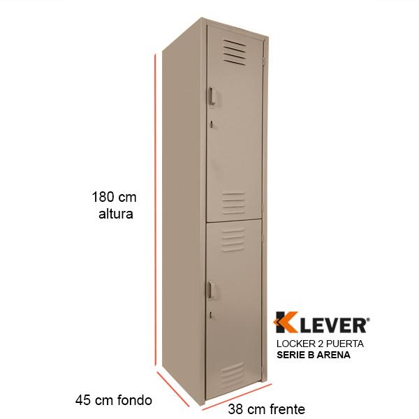 locker-2-puertas-serie-b-arena