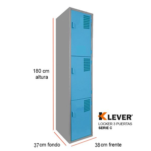 locker-3-puertas-serie-c-azul