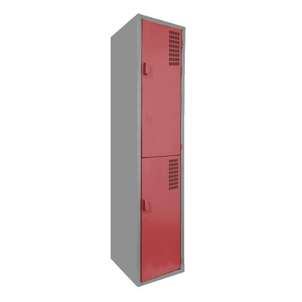 locker serie c 2 puertas
