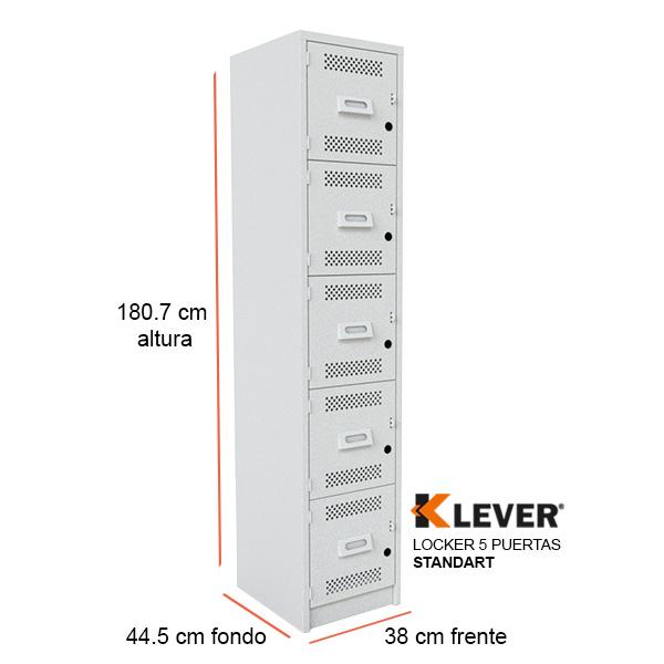 locker-standart-5-puertas