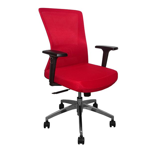 silla-ejecutiva-neutron-rojo