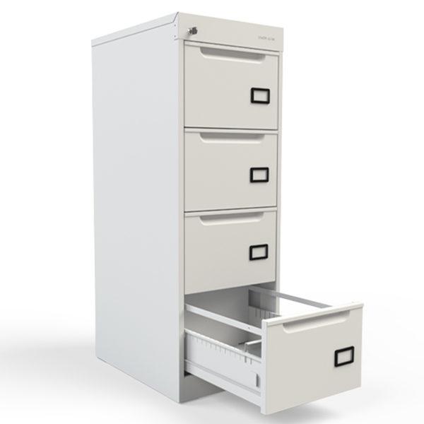 archivero-4-gavetas-vicken-metalico-cal-24-abierto