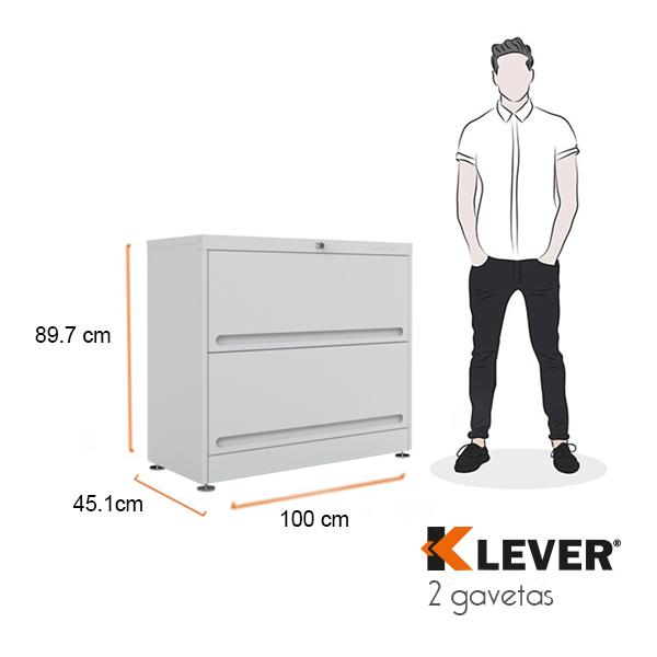vicken-2-gavetas-metalico-dimensiones