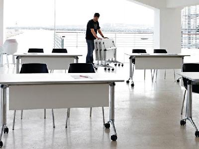 escritorios plegables